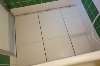 お風呂すのこ施工後